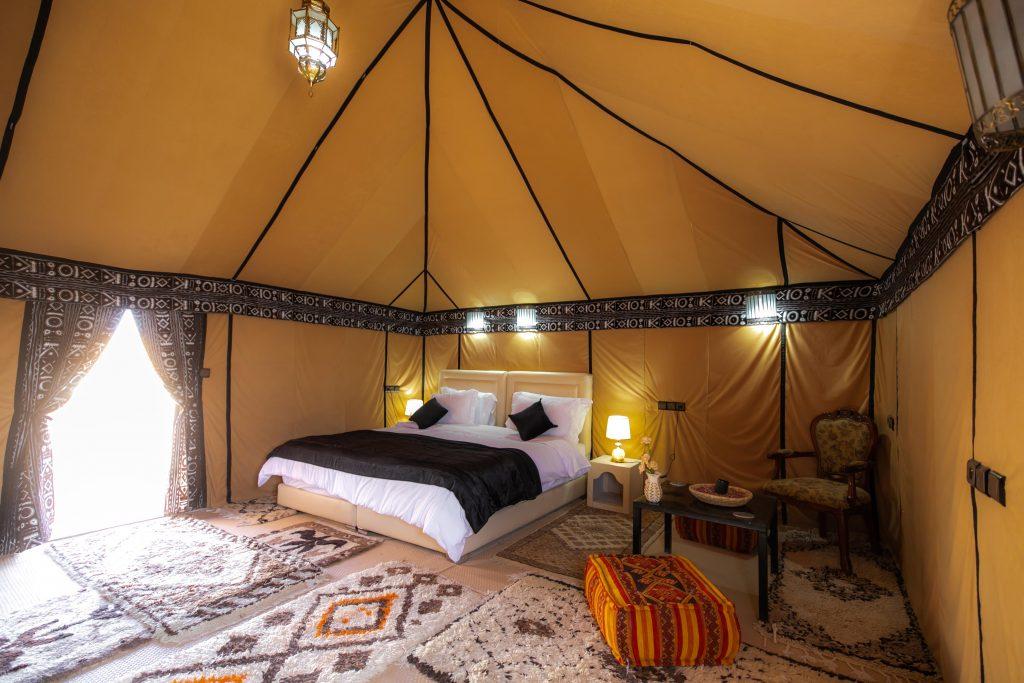 Sahara Desert Camping best luxury camp in merzouga