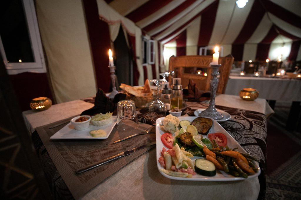 Merzouga Camps - Luxury Sahara desert Camping