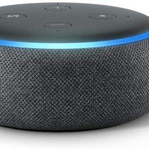 Echo Dot (3rd Gen) - Smart speaker with Alexa - Charcoal StyleEcho Dot